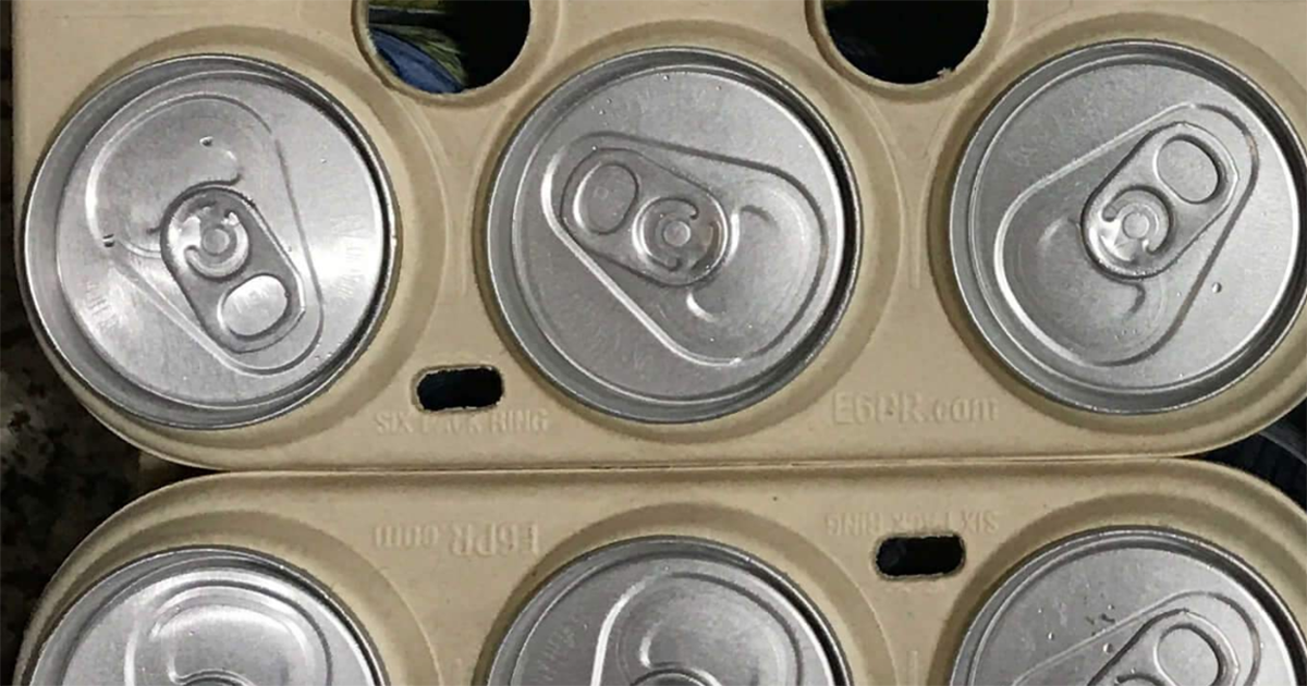 eco friendly six pack rings